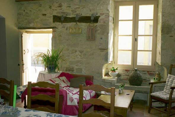 Gîte à Uzeste sud Gironde (proche langon, bazas, villandraut)