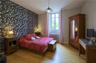Chambre à Uzeste en Sud Gironde (proche villandraut, bazas, langonà